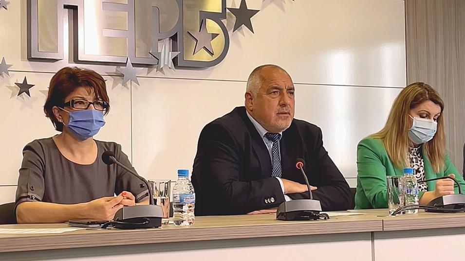 Борисов: Партиите са длъжни да направят необходимото, за да има стабилно управление