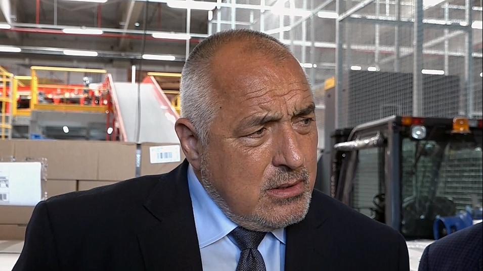 Борисов: Защо не казаха как ще действа Антоанета Стефанов като мой заместник?