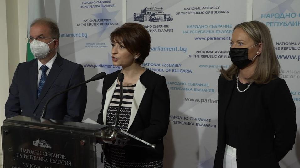 ГЕРБ : Приетият ИК застрашава свободното право на българина да избира