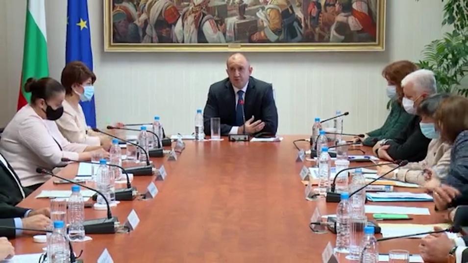 Президентът отговори на Борисов защо продължава да е премиер, председателят на ЦИК ще е от ИТН