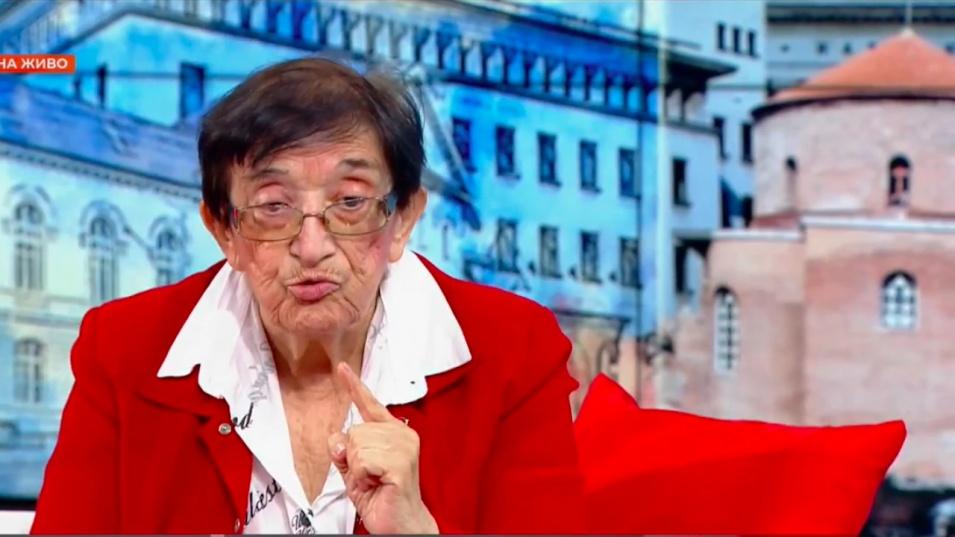 Мика Зайкова: Пенсиите трябва да се преизчисляват на всеки пет години