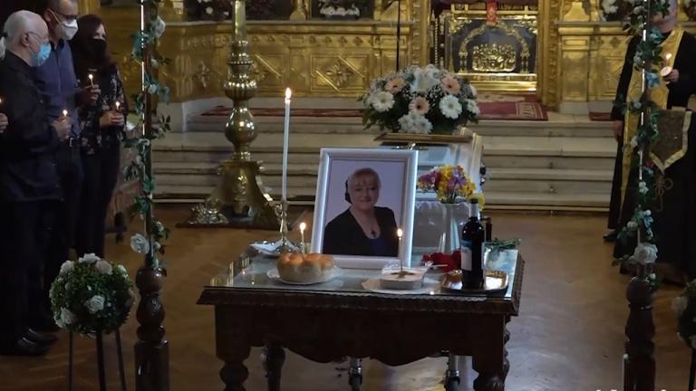 Прощаваме се с Ваня Костова