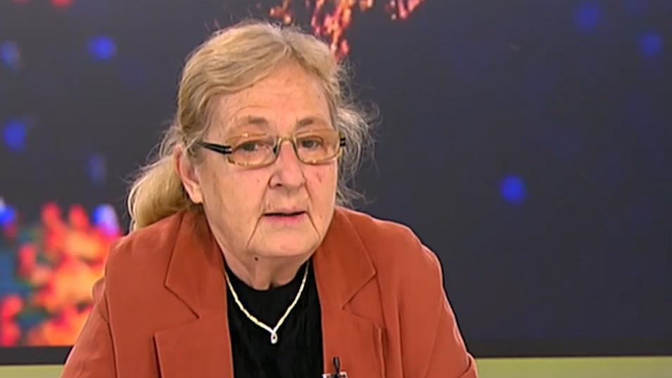 Проф. Кожухарова: Допуснаха се грешки с пандемията у нас. Най-голямата е създаването на паника