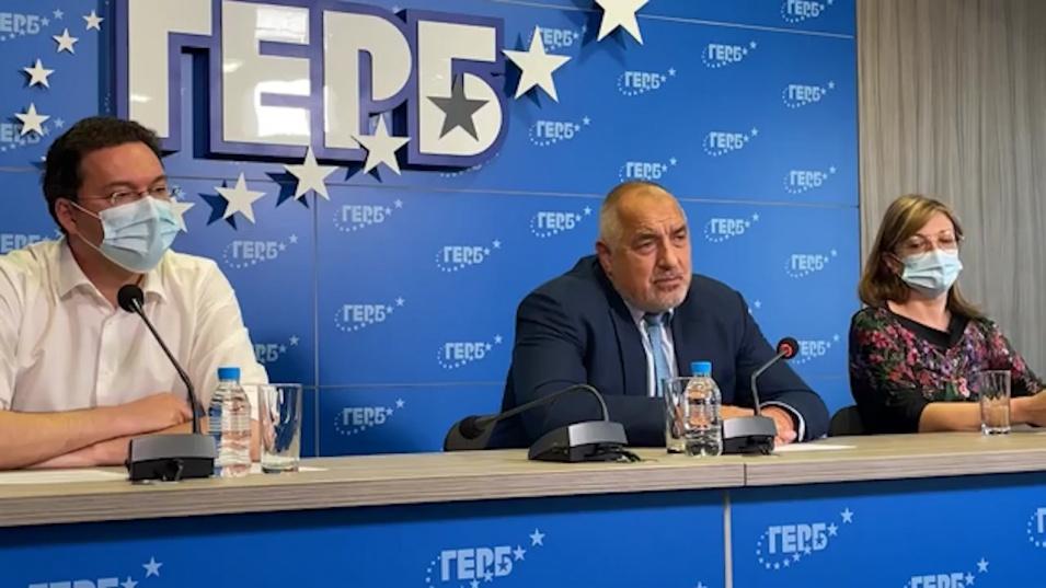 Борисов за санкциите: Радев да обясни на САЩ защо има повече доверие на Божков