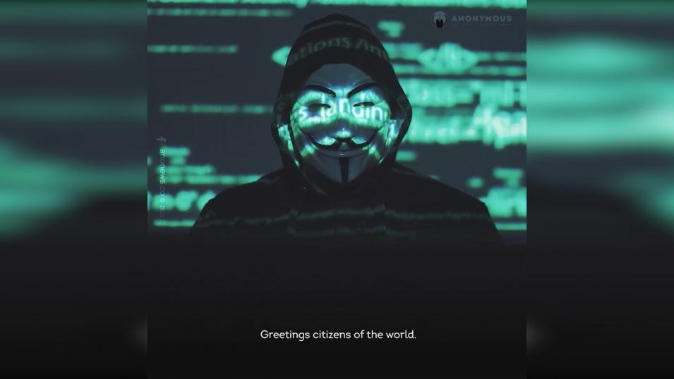 """""""Анонимните"""" обявиха война на Мъск"""