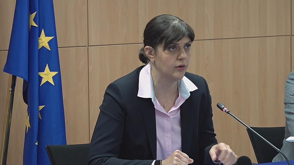 Лаура Кьовеши: Имаме сигнали за финансови злоупотреби от България