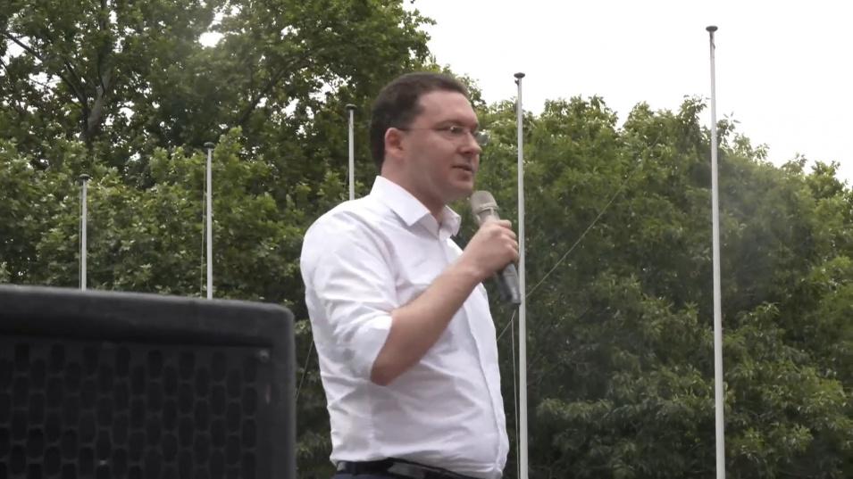 Даниел Митов: ГЕРБ-СДС води България към по-добро