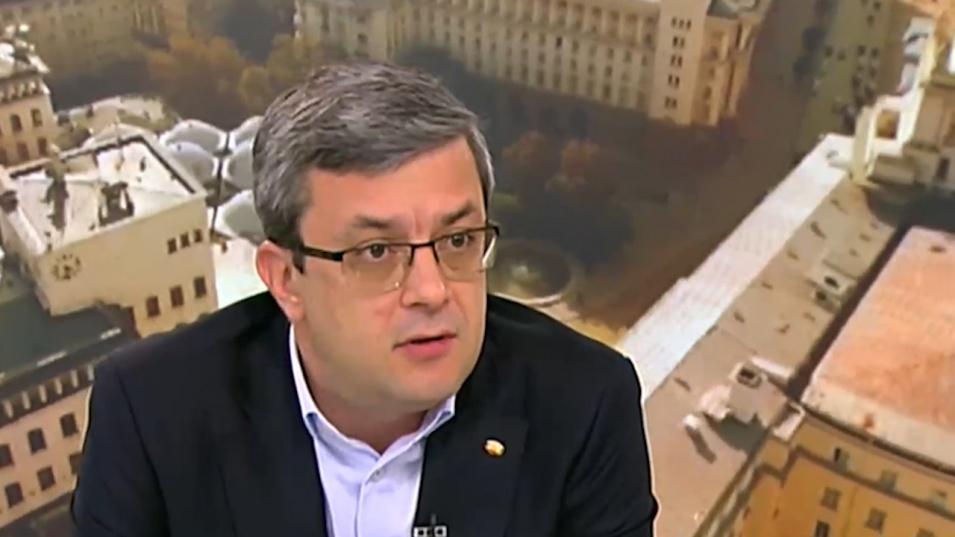 Тома Биков: Предприели сме действия по отношение на Божков