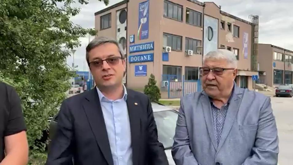 ГЕРБ: Вярно ли е, че племенницата на Петко Петков оглавява пловдивската митница ден след като той дава плика на Узунов?