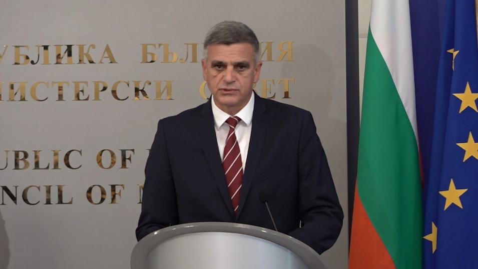 Стефан Янев: Подкрепяме РСМ за ЕС, но трябва да има зачитане на националните интереси и диалог, с който да решим проблемите