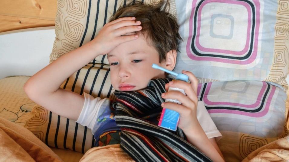 Рязък скок на заболяванията при децата - на какво се дължи той