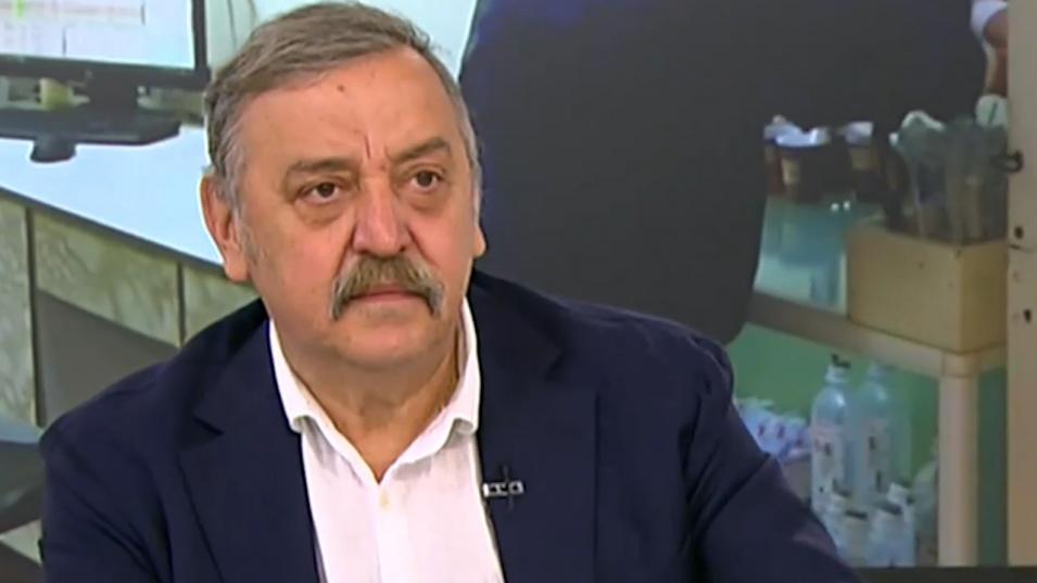 Проф. Кантарджиев с коментар дали са опасни новите варианти на COVID-19