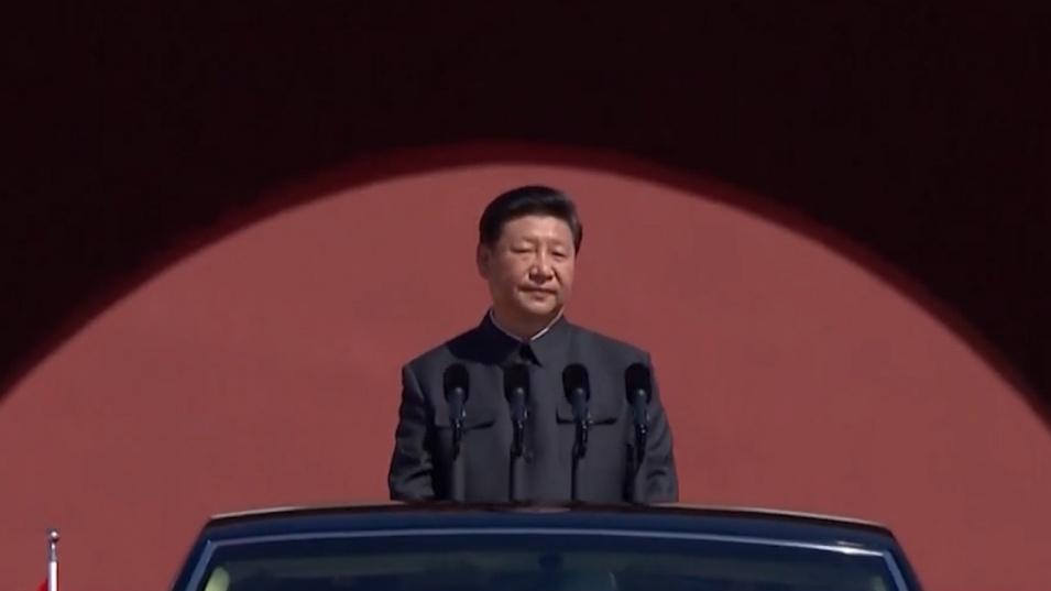 Китайският лидер: Ако някой се опита да ни нападне, ще си счупи главата