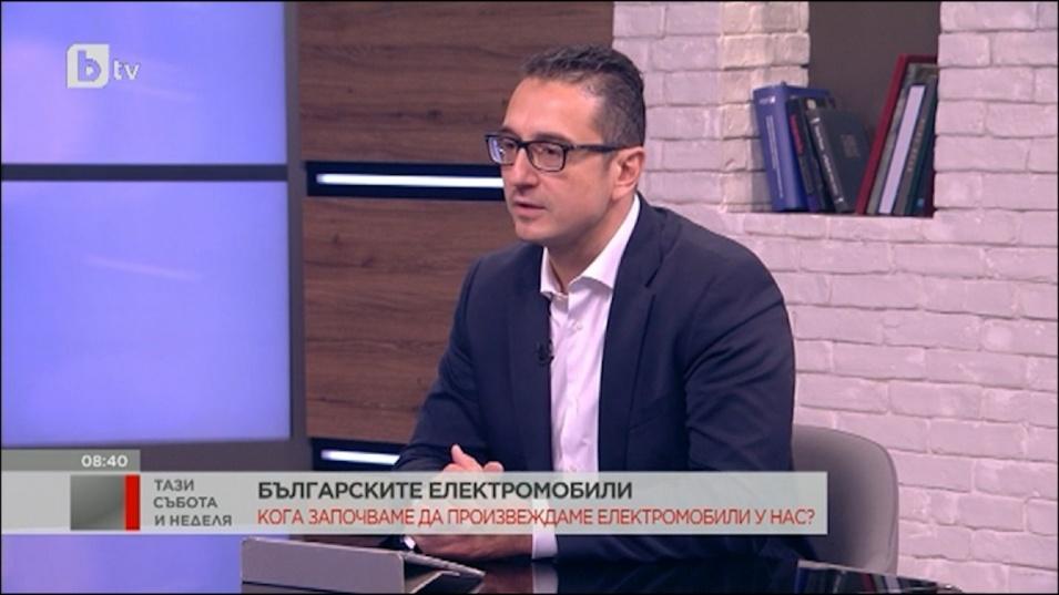 Стамен Янев: Кирил Петков и Асен Василев изиграха голяма роля за привличането на EGO