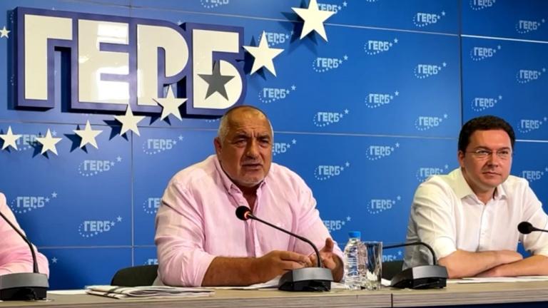 Борисов: ДПС преляха гласове на Слави