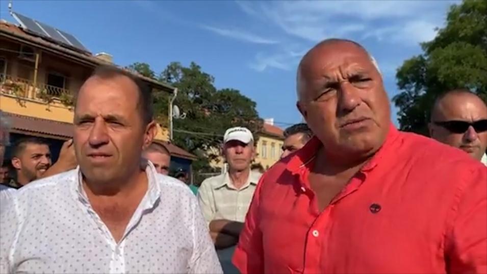 "Борисов: БСП и ""Демократична България"" се интересуват само от постовете"