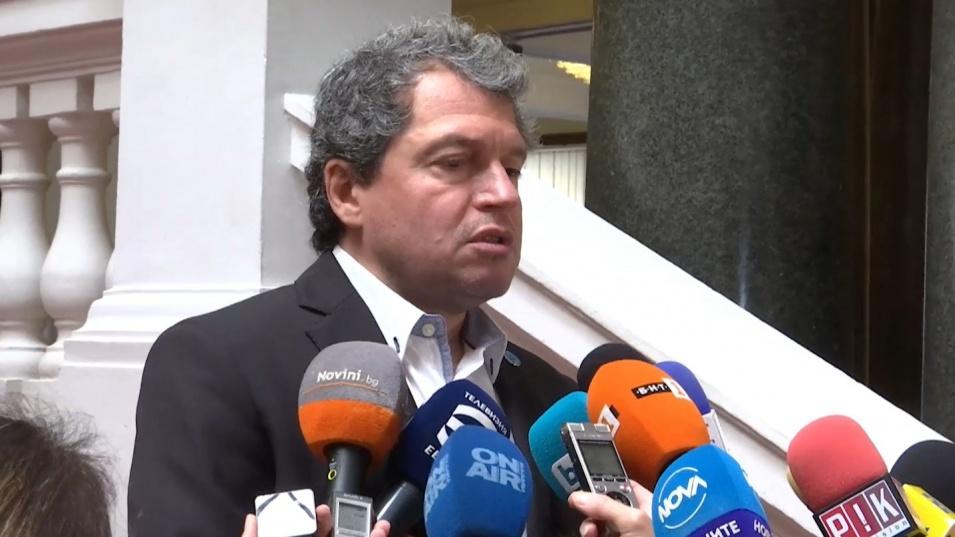 Тошко Йорданов: Да е ясно - подкрепа от ДПС не сме търсили
