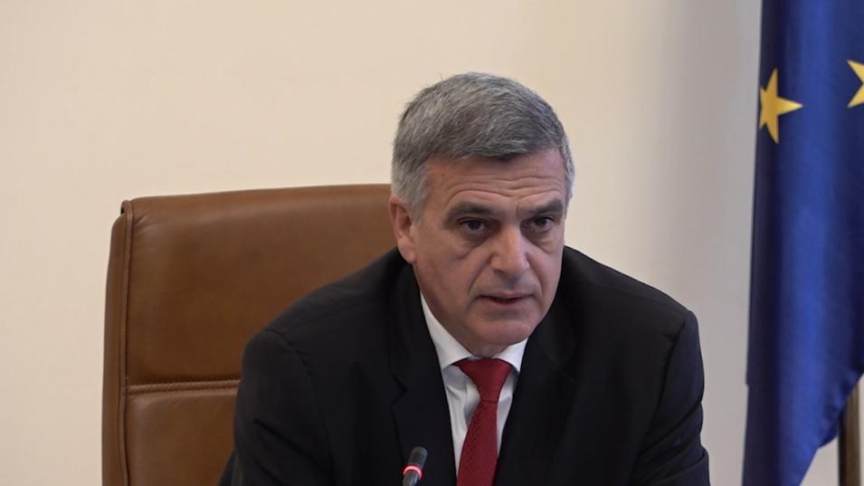 Стефан Янев призова партиите за коалиционно правителство и публично споразумение