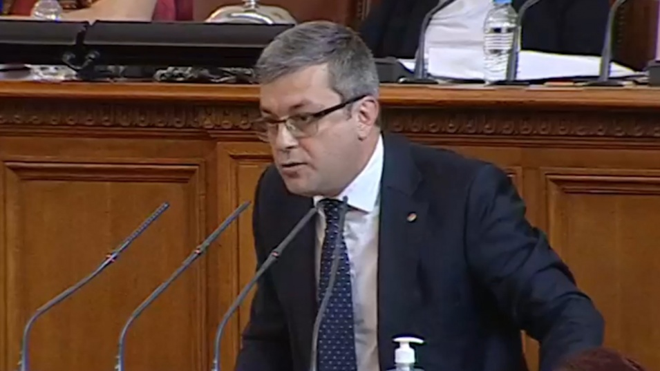 Биков към Рашков: Имаше криминални лица на протеста. Против ли сте Божков да бъде на вниманието на органите на реда?