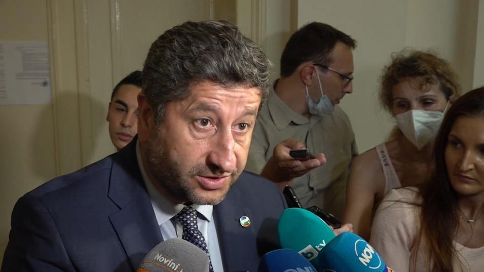 Христо Иванов: Никога не сме предлагали наши представители за министри, предложихме формула за работещ кабинет