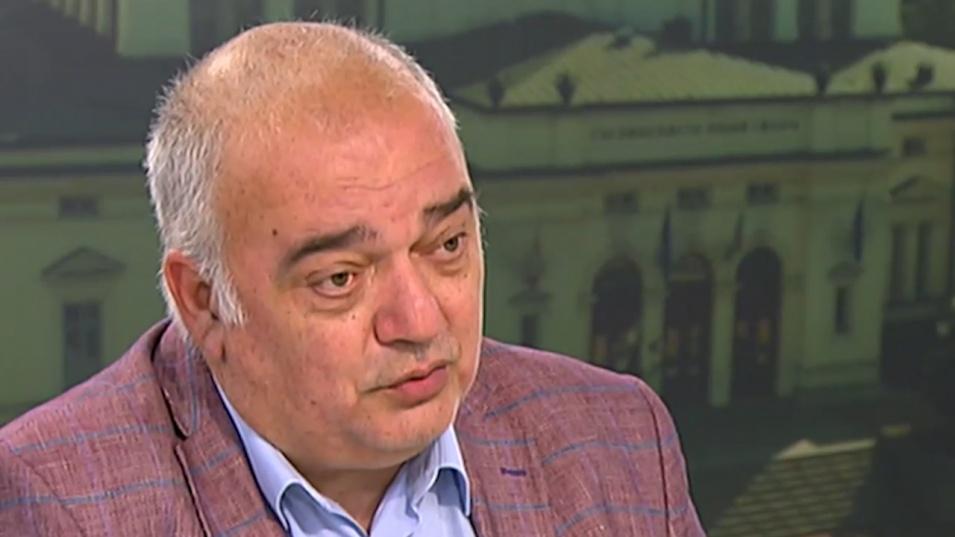 Бабикян за коалиционно споразумение с ИТН: Когато има една крачка напред, две назад, вече искаш писмен ангажимент