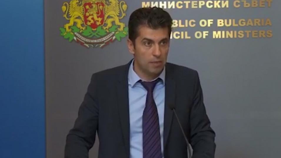 """Кирил Петков: Компания """"Монтажи"""" минава към Министерството на икономиката"""
