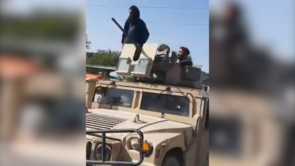 Талибаните: В Афганистан всичко е спокойно