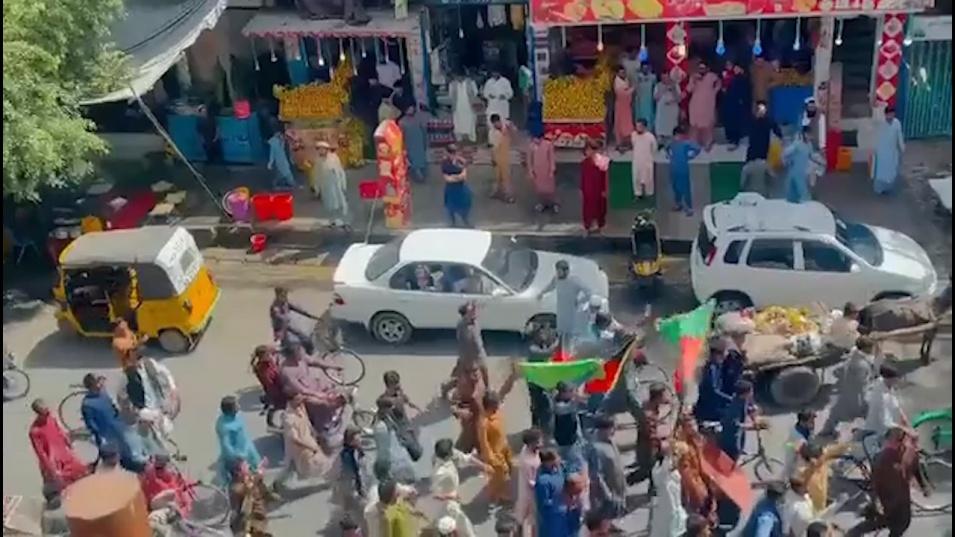 Талибани убиха демонстранти