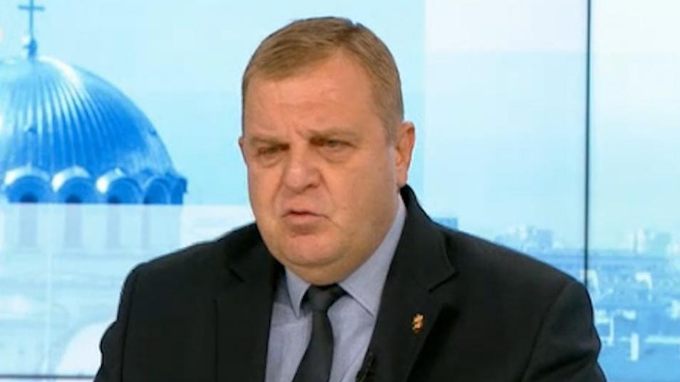Каракачанов за последните два парламента: Невиждани в историята ни сцени!
