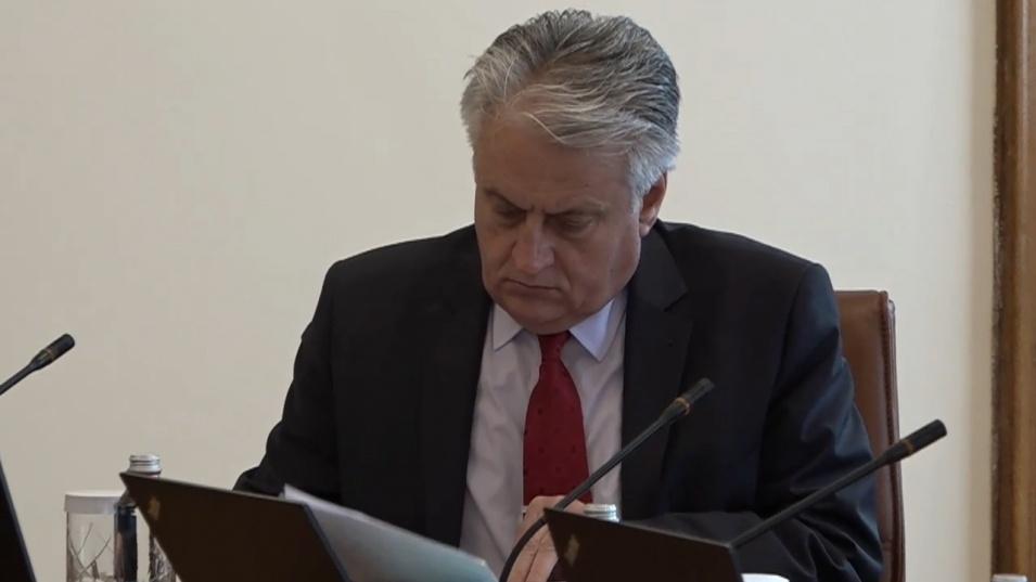 Бойко Рашков ще отговаря за изборите