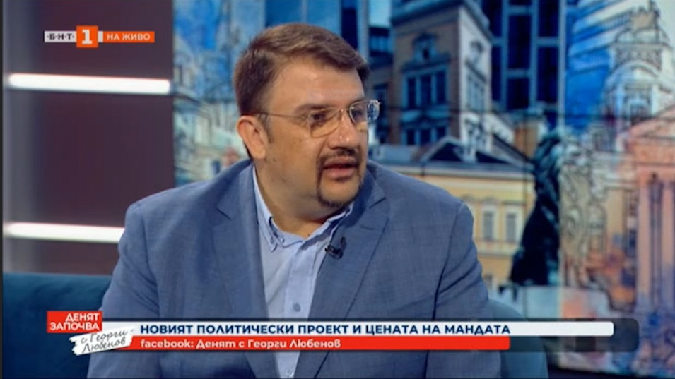 Настимир Ананиев за дуото Петков-Василев: Показаха, че не ги е страх